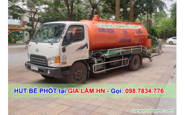 Hut be phot Gia Lam